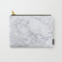 Painted Marble Carry-All Pouch