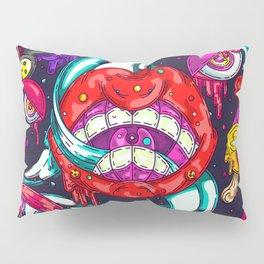 SEXY PSYCO LOOPING_1 Pillow Sham
