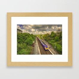Liskeard HST  Framed Art Print