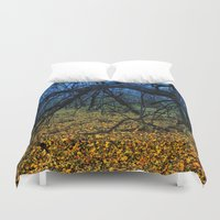 tigers Duvet Covers featuring Lions, Tigers, And Bears....... by Kent Moody