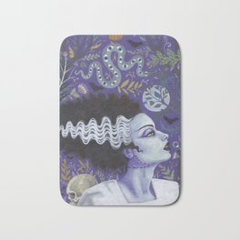 The Bride Bath Mat