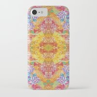 lsd iPhone & iPod Cases featuring LSD Flower by Zeus Design