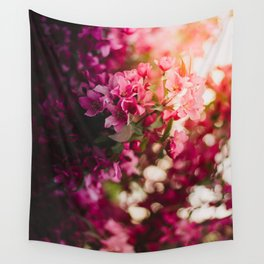 Beauty of Spring II Wall Tapestry