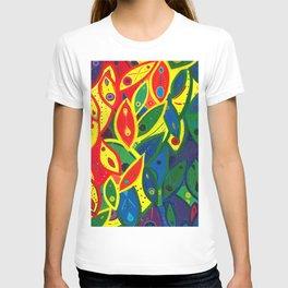 Tribute to the Decendents of the Goddex Kunta (rainbow) T-shirt