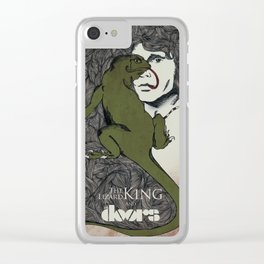 Doors Clear iPhone Case