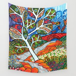 Ruscello Wall Tapestry