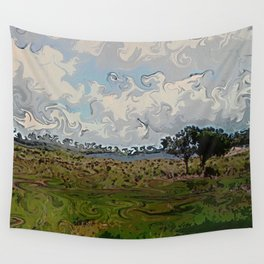 Only Living Boy Wall Tapestry