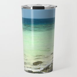Banana beach, Koh Hey island, Thailand Travel Mug