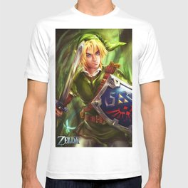 Link - Legend of Zelda T-shirt