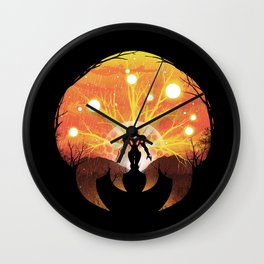 Super Metroid Wall Clock