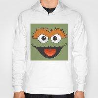 sesame street Hoodies featuring Sesame Street  by Jconner