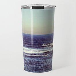 Gleaming Beach Town // Bondi Beach Sydney Australia Travel Mug
