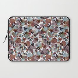 Girls on blossoms Laptop Sleeve