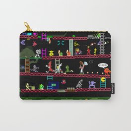 Retro Game Classics Carry-All Pouch