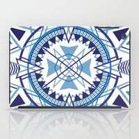 compass iPad Cases featuring Compass by Christie Evenson