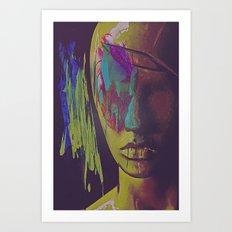 Judgement Figurative Abstract Art Print
