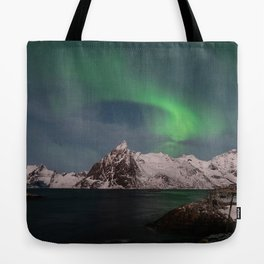Luck & Patience in the Arctic Tote Bag