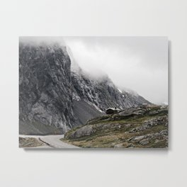 Mountain Home Metal Print