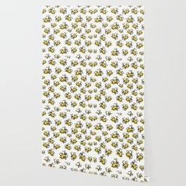 I love Bees Wallpaper