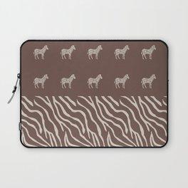Animal Print Laptop Sleeve