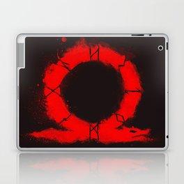 BOY god of war Laptop & iPad Skin