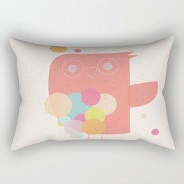 Owly Owl//One Rectangular Pillow