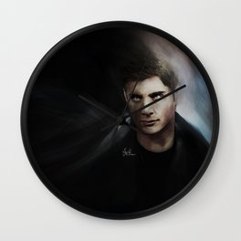 You could say he has a few~ Supernatural qualities Wall Clock