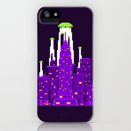 Alien Invasion iPhone Case