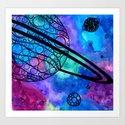 The Rainbow Cosmos by aertidoll