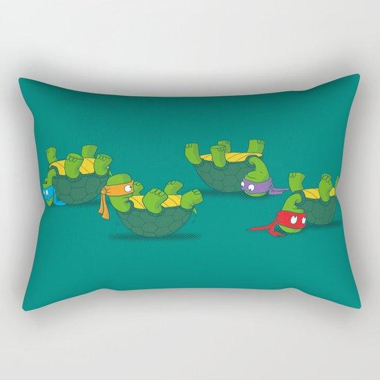 Now what? Rectangular Pillow