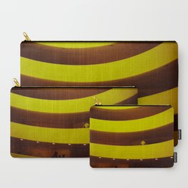 museum curves Carry-All Pouch