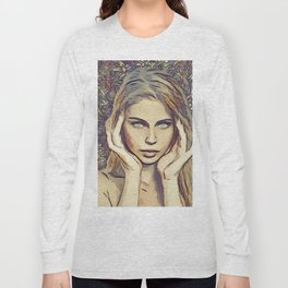 woman Long Sleeve T-shirt
