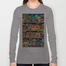 Toy Wonderama Long Sleeve T-shirt