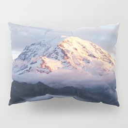Marvelous Mount Rainier 2 Pillow Sham