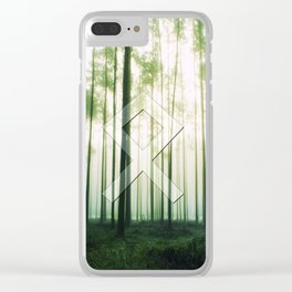 Othala (rune, means Home.) Clear iPhone Case