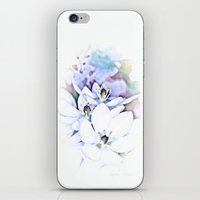 romance iPhone & iPod Skins featuring Romance by Lydia Cheval