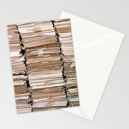 Pile of papers Stationery Cards
