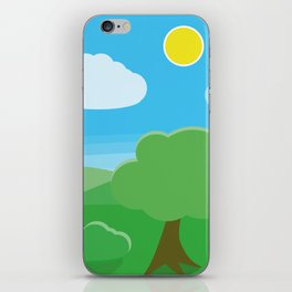 4 Seasons - Summer iPhone Skin