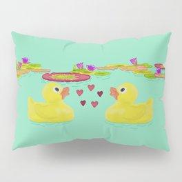 Duckies Pillow Sham
