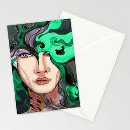 Drowning Beauty Stationery Cards