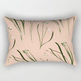 GALANTHUS Rectangular Pillow