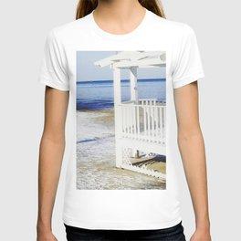 Snowy Beach T-shirt