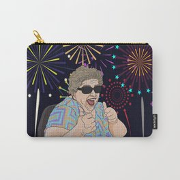 Thumbs Up Carry-All Pouch