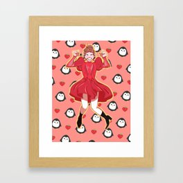 chuu Framed Art Print