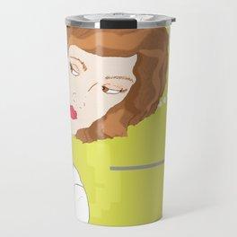 Superwoman Travel Mug