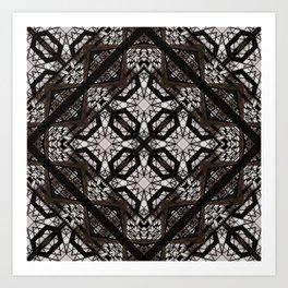 Matrices Art Print