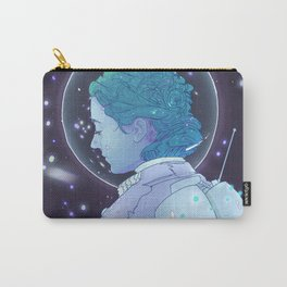 Astronaut Girl Carry-All Pouch