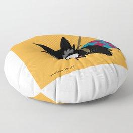 Scottish Terrier Floor Pillow