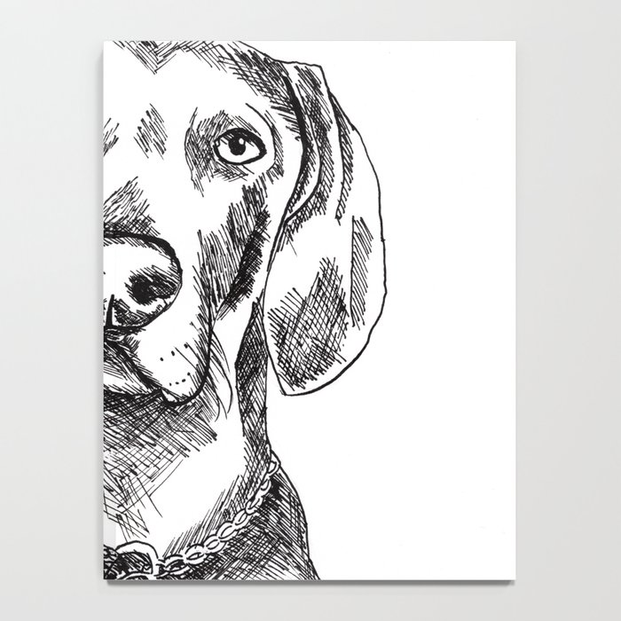 Vizsla is Your Friend Notebook