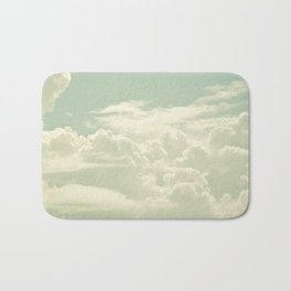 As the Clouds Gathered Bath Mat